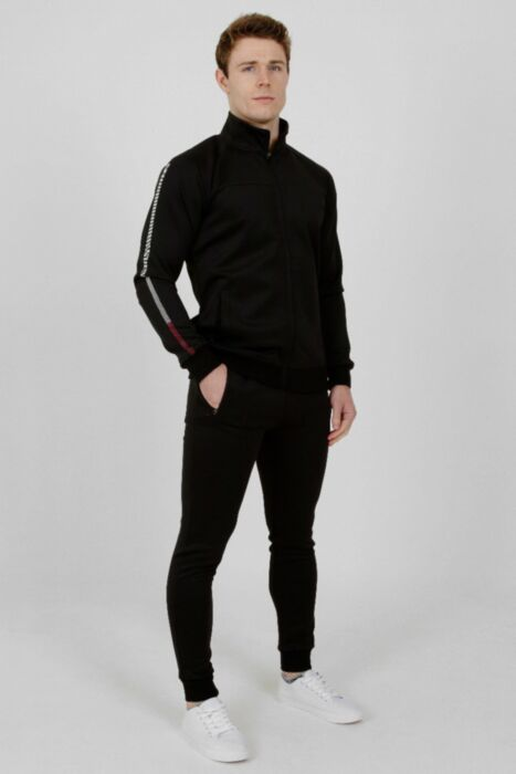 Executive Tracksuit in Black