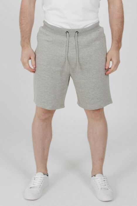 Basic Fleece Shorts LightGrey