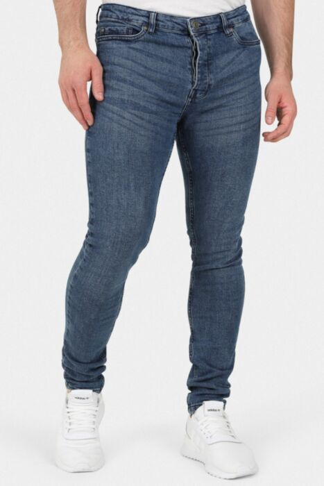 Donte Denim Washed Jeans