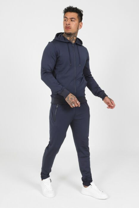 Flexy Tracksuit in Navy
