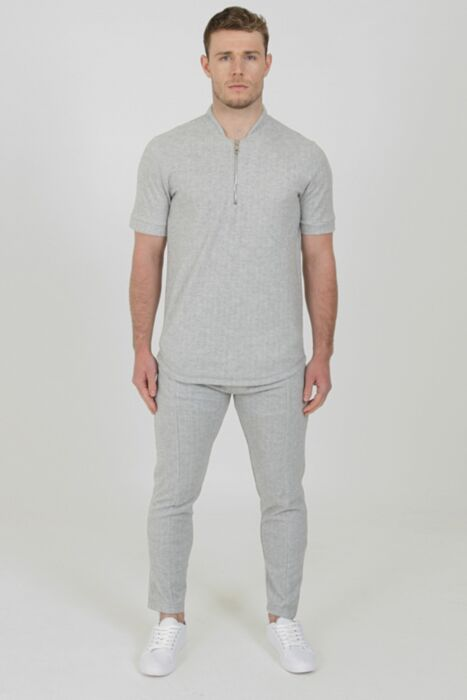 Stanworth Trouser Set in Grey