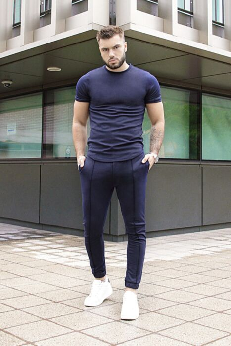 Chelsea Tracksuit in Navy