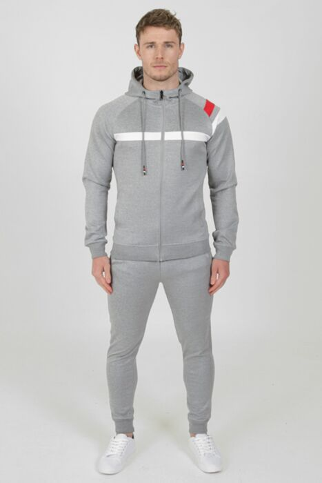Flash Tracksuit in Grey