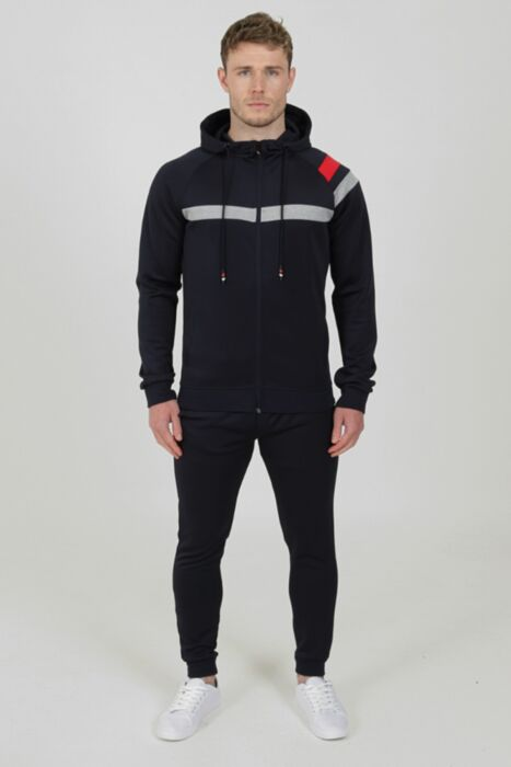 Flash Tracksuit in Navy