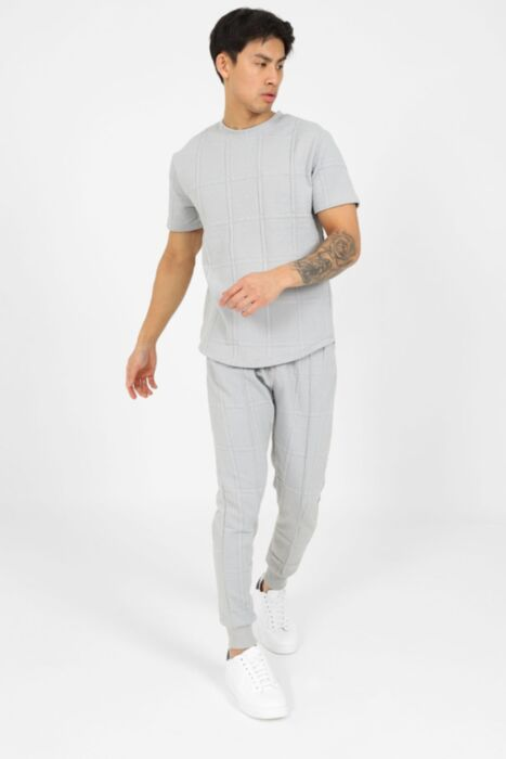Durory Trouser Set in Grey