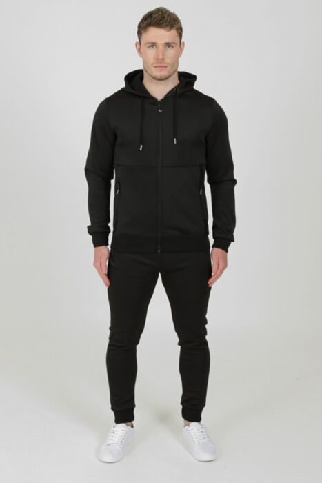 Tech Tracksuits in Black