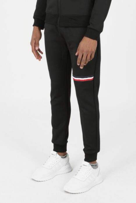 Lux Otto Tracksuit in Black - Bottom