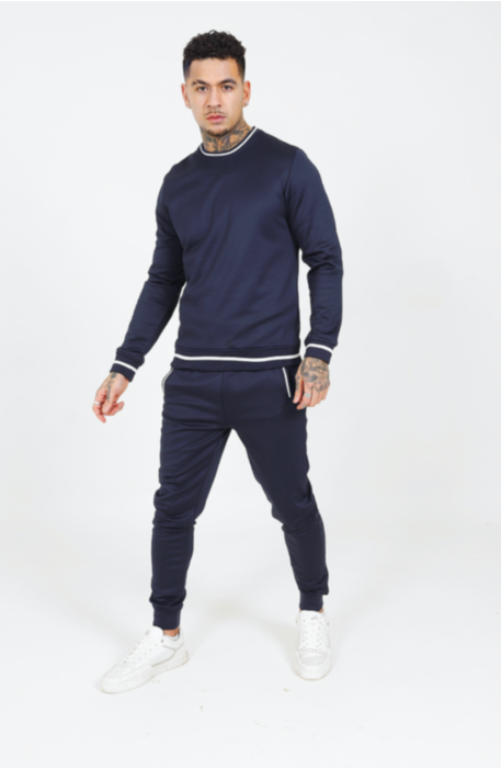 Poly Lined Tracksuit