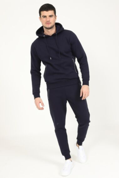 Challenger Tracksuit in Navy