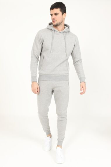 Challenger Tracksuit in Grey