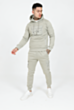 Chest Pocket Tracksuit in Grey